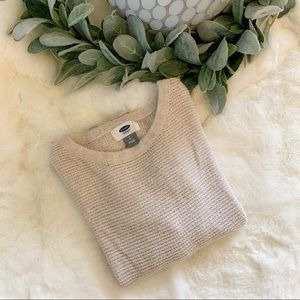 Old Navy Girls Knit Sweater - 8